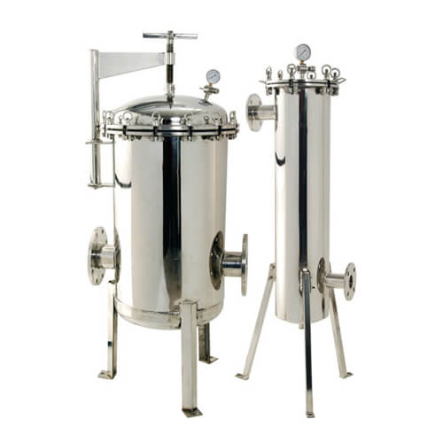 Bag Filter Housing Manufacturer And Suppliers In India