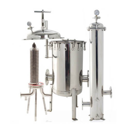 Cartridge Filter Housing Manufacturer And Suppliers Globally