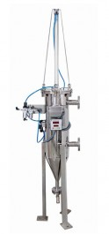 Disc Type Self Cleaning Filter Housing