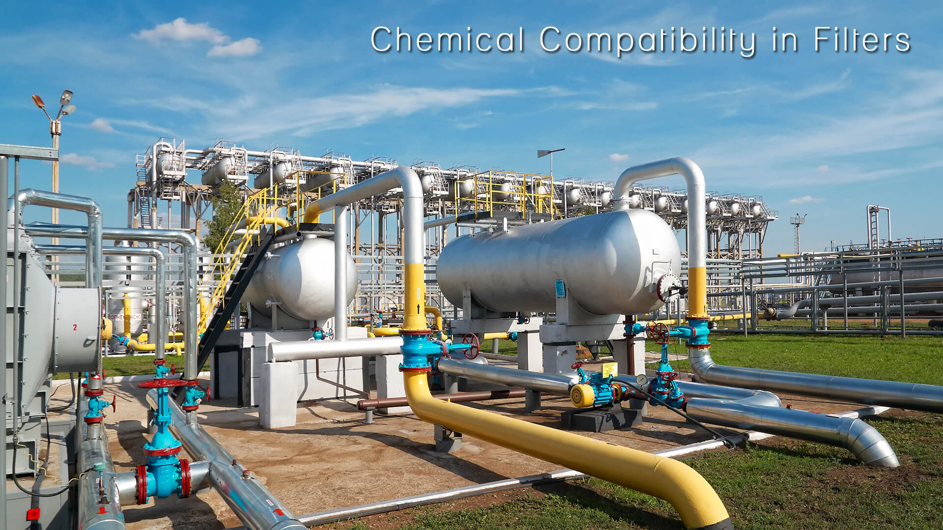 Chemical Compatibility in filters