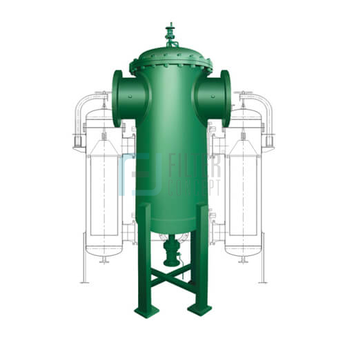 Manufacturer of Basket Filter and Strainer | Suppliers in