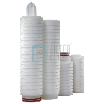 Polypropylene Pleated Cartridge