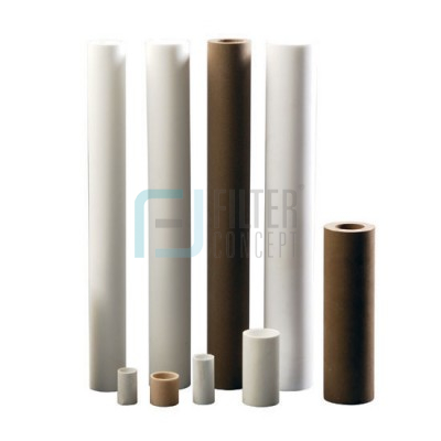 Sintered (Non – Metallic) Filter Cartridges