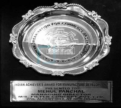 Indian Achiever's Award 2012