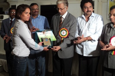 Mother Teresa Excellence Award-2012