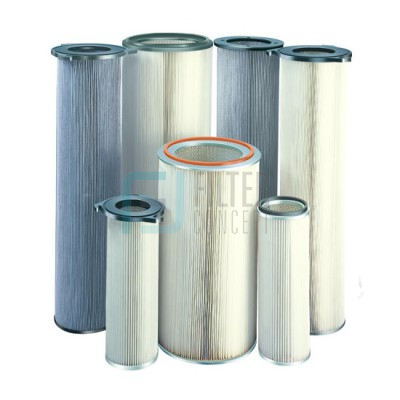 Pleated Dust Collection Cartridges