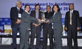 Award For Excellence In Water Management