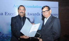Aqua foundation Award 2011
