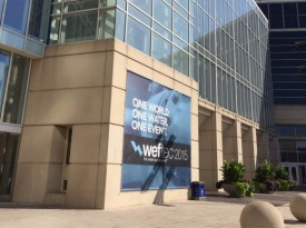 WEFTEC 2015, McCormick Place, Chicago, Illinois USA