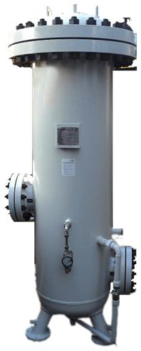 Gas – Liquid Coalescer Filter System