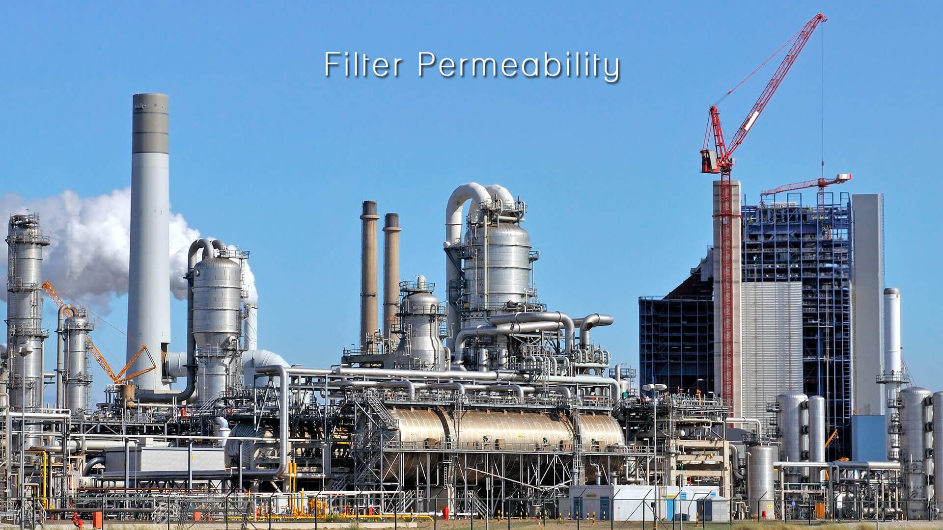 Filter Permeability