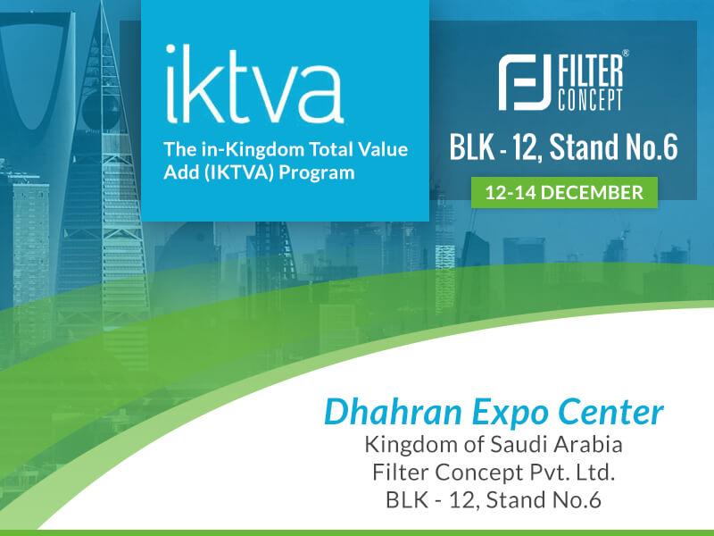 Visit Filter Concept at IKTVA