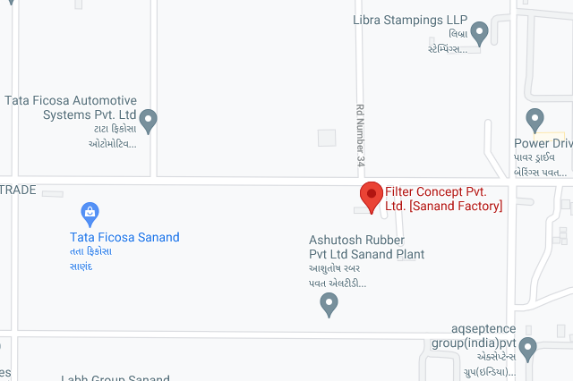 Filter Concept Location