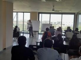 Training on ISO 9001-2015